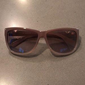 Valentino gradient sunglasses